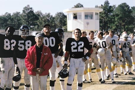 ba1e244c824 The real Boobie Miles plays an assistant coach in the movie & is very  purposefully shown standing next to Luke during halftime of the last game.