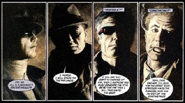 Resultado de imagem para Brigada dos Encapotados quadrinhos