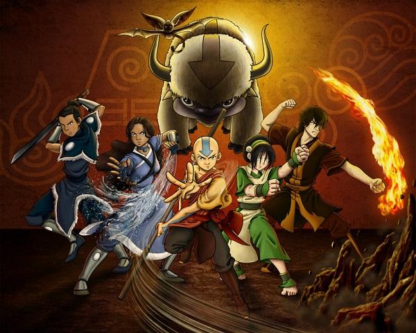 Avatar A Lenda De Aang Baconfrito